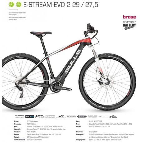 E-Stream Evo 2 29 / 27.5