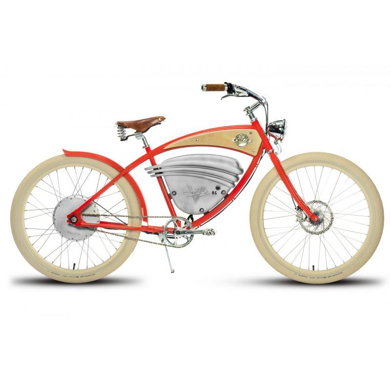 Cruz Vintage Electric Bikes