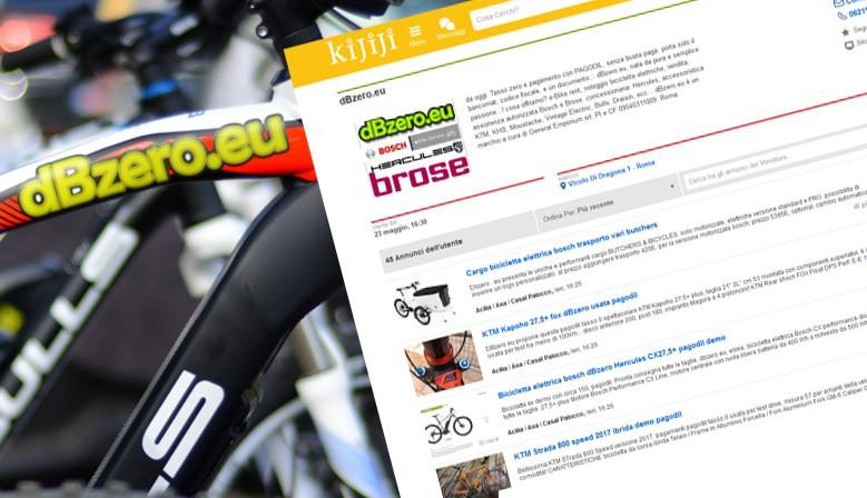Dbzeroeu Nasce Dalla Passione Per Le Bike Ed è Bike Pura E