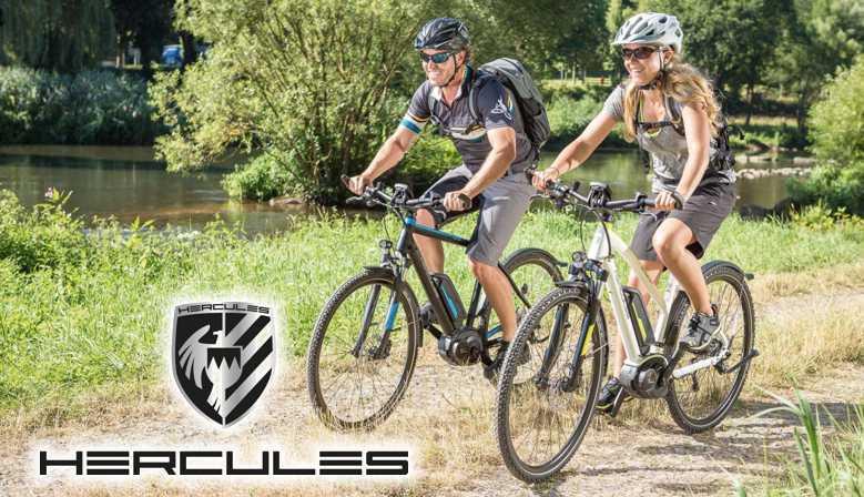 Hercules e-Bikes Bosch